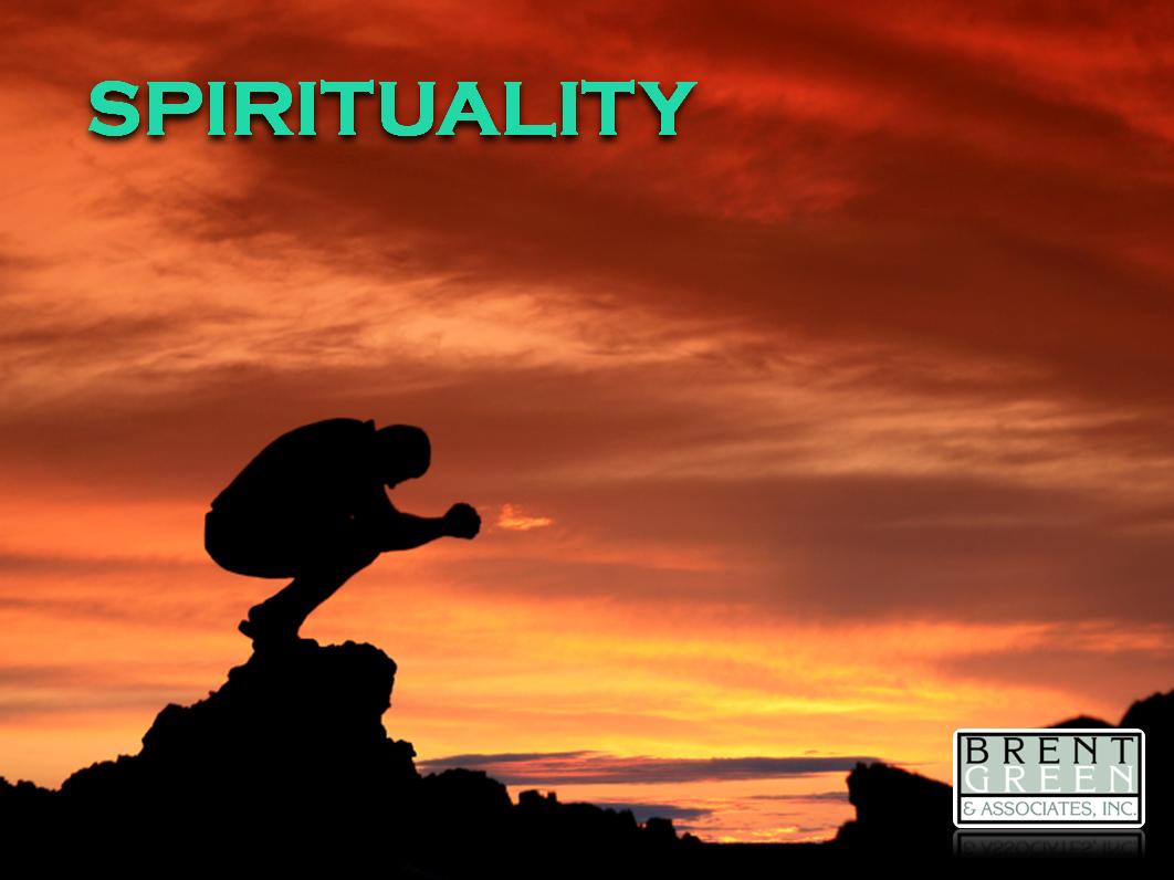 IMMN PPT - Spirituality -1